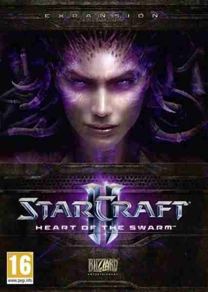 Descargar StarCraft II Heart Of The Swarm [MULTI][PROPER][RELOADED] por Torrent